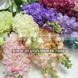 guangdong home decoration artificial flowers handmade simulation violet 27747PN