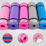 High quality cheap Natural Rubber co - friendly Manufacturer NBR Yoga Mat, Yoga Towel, Yoga Accessory
