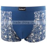Top Quality Fashion Printing Men Briefs Soft Bamboo Fiber Men Shorts Sexy Strong Men Boxers
