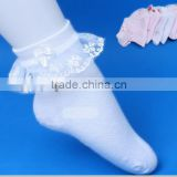 wholesale girls loveble 100% cotton socks,it newset design and popular