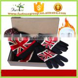 popular product factory wholesale good quality knitted hat scarf gloves set