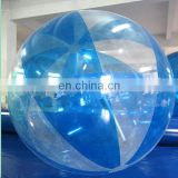 Inflatable water balls, rolling ball water fountain, crystal ball water fountain, water crystal ball for adults