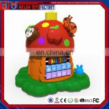 Electric childre intelligent mathematics learning machine with music