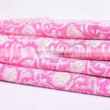 Indian Latest Hand Block Cotton Fabric Crafting Dressmaking Sewing Fabric By Meter