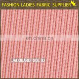 Shaoxing textile jacquard fabric for garments,jacquard satin polyester dress fabric,jacquard solid fabric