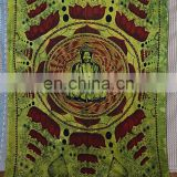 Indian Buddha Lotus Hippie Bohemian Tapestry Throw Wall Hanging bedspread Beach Bed Decorative,Tapestry coverlet Home Decor