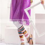 Printed leggings manufacturer, designer leggings exporter,leg-ins wear supplier