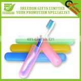 Travel Promotional Plastic Toothbrush Case