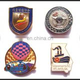 custom design soft enamel metal lapel pins badge