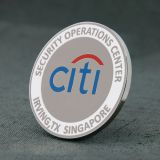 Citi Security Operations Center Custom Coins