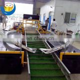 Latest Technology Hengchuan Mini Gold Dredge Pontoons/Portable Gold Dredge/Mini Portable Gold Dredge for Sale
