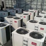 Guangzhou manufacturer 48.8kw low price heat pump units high quality water heating pump