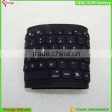 2016 Flexible Folding Silicone Rubber Wireless bluetooth Keyboard for PC Laptop iPad                                                                         Quality Choice