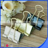 32mm logo imprinted binder clip making machine money clip                                                                                                         Supplier's Choice