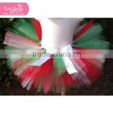 Girls rainbow tutu skirt wholesale Fashion Cheap Multi Tulle New Style Child Tutu Fancy Dance Skirt