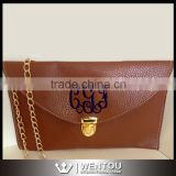 Wholesale Monogrammed Scalloped Cross Body Clutch                                                                         Quality Choice