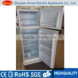 BCD 398 home double door refrigerator freezer outside evaporator optional                                                                         Quality Choice