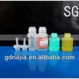 small plastic dropper names of eye drops ,2.5ml ldpe bottle