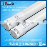 Home decorative illumination, t8 led tube with motion sensor, solid materials, long term use