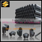 new black tube plastic uhmwpe pipe parts supplier anyang china