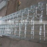 Electro galvanized Wire mesh Cable Trays