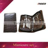 MS1668 Top quality pretty men grooming kit manicure set                                                                         Quality Choice