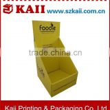fashionable open display box for food
