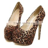 Shoes Factory Custom Big size women high heel dress shoes 42 43 44 45 46 women Big size shoes