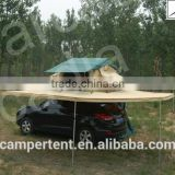outdoor camping trailer rooftop awning tent for car