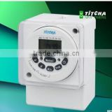 TH-190 Digital Time Switch time switching 220v programmable digital time switch / automatic light switch timers