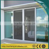 Guangzhou Factory Free Sample Aluminium Metal Mesh Grille 7mm diameter Security Grille