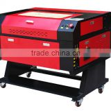Control system: DSP,With Red dot positioning function laser wood and metal cutting and engraving machine