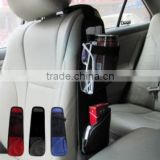 Wholesale Waterproof fabric Car Seat Side Back Storage Pocket