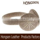HSET015 safety fur earmuff