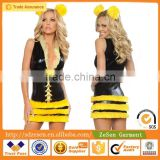 Valentine Women's Queen Bee Costume Dress Wholesale