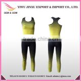 Dry Fit Women Wholesale Seamless Custom Yoga wear, yoga fitness wear, sports bra and yoga pants(yoga sets)