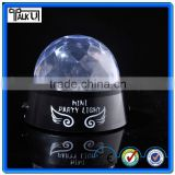 Led laser star rotate projector light for christmas party, Universe master rotate projector light