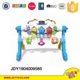 Wholesale Eco-friendly Baby Marine gym game dancing mat for baby boy Play Gym