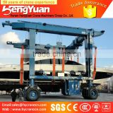 Top Crane Manufacture Hengyuan 200t Boat Lifting Hoist for Sale