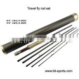 hottest high carbon from Toray travel fishing rod