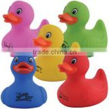 inflatable swimming promotional rubber duck 2015