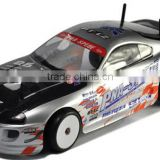 rc hobby model with brushless motors for electric cars