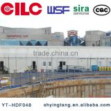 CILC easy convinient assembled prefabricated container house for shopping mall, hote, halls, office, restaurant