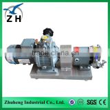 motor driven gooruiside channel blower/air pump for industry use multi pump - rotary lobe pump