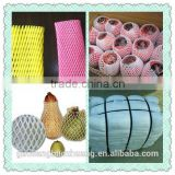 Popular Wholesale America Colorful Food Grade Plastic Mesh Netting For Fresh Guava