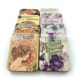 122x95x20MM,Factory directly sales metal gift chocolate tin box