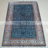 handmade silk turkish iranian carpet small silk rug home decoration tapestry japanese customer like
