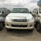 Inquiry about USED PICKUP - TOYOTA HILUX DIESEL 4X4 DOUBLE CABIN HILUX FULL OPTION (LHD 821483)