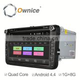 2 din Android 4.4 up to Android 5.1 car navigation GPS for volkswagen golf polo support iPod RDS Wifi 3G