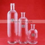 New design 250ml 275ml bottle liquid foundation bottle white liquor bottle